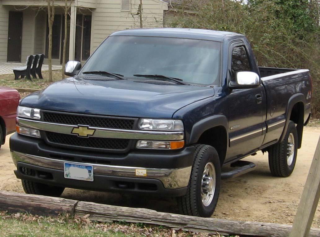 1999 2002 Chevrolet Silverado 2000 2006 Chevrolet Tahoe