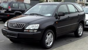 Lexus_RX300_front